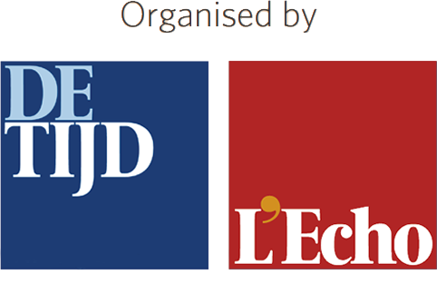 Organised by De Tijd - L'Echo