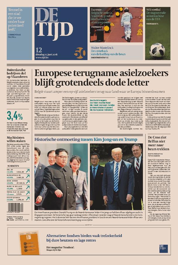 Historische belgische kranten online dating